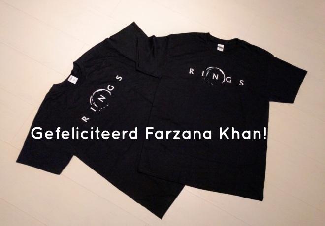 Winnaar Mamasita GiveAway: 2x exclusieve Rings 3 T-shirts!