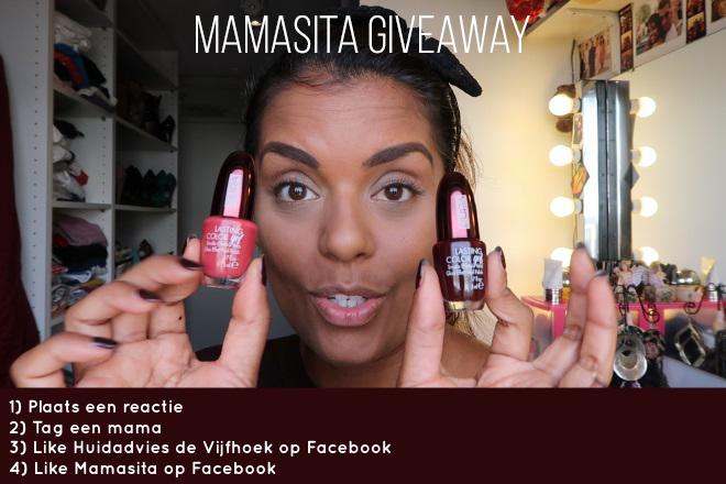 Mamasita GiveAway – Nagellak van Pupa Milano